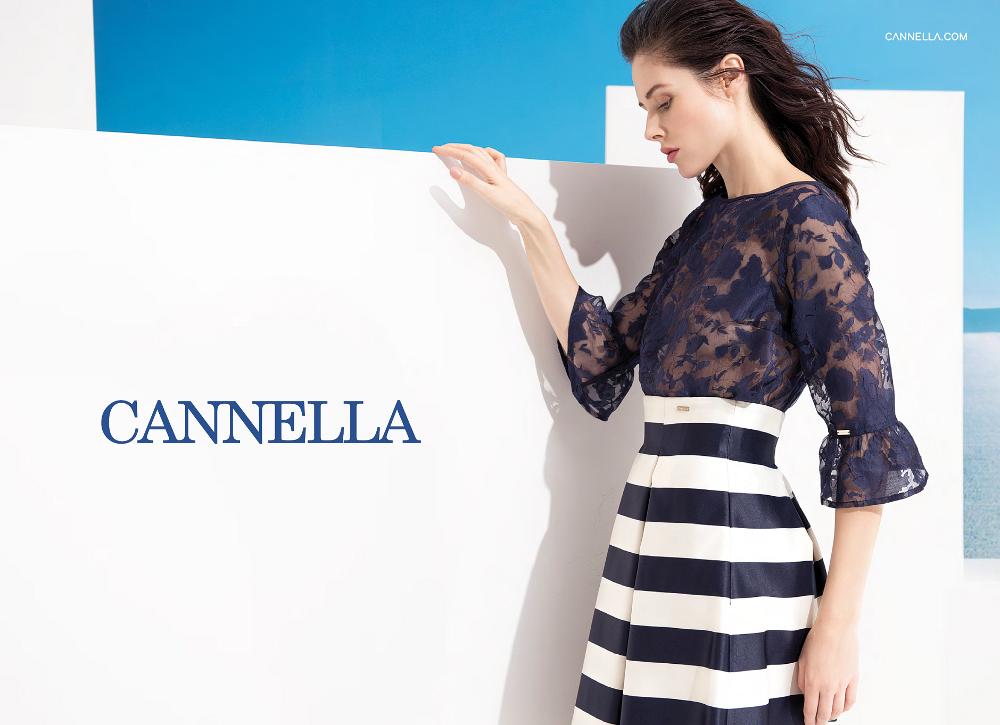 Abbigliamento Cannella Primavera Estate 2017