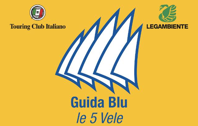 Guida Blu le Cinque Vele - Touring Club e Legambiente