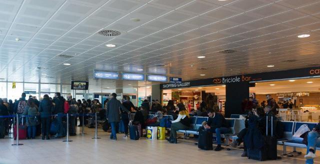 """Aeroporto civile """"Vincenzo Florio"""" di Trapani-Birgi"""