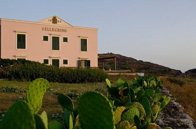 Le Cantine Pellegrino a Pantelleria