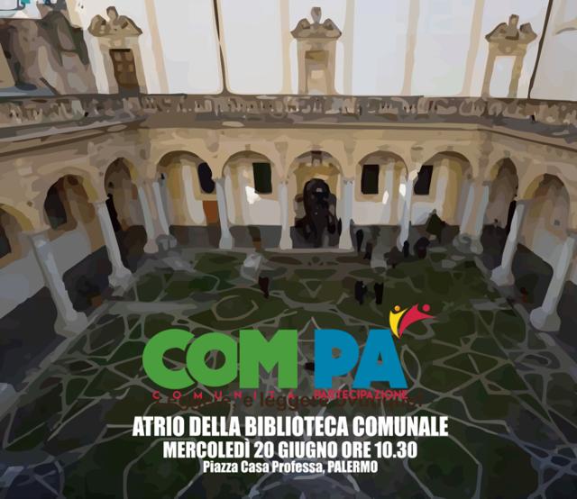 Il Comune di Palermo sottoscrive il ''Patto per la lettura''