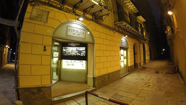 Il Comune di Palermo ha premiato la storica Gioielleria Cipolla