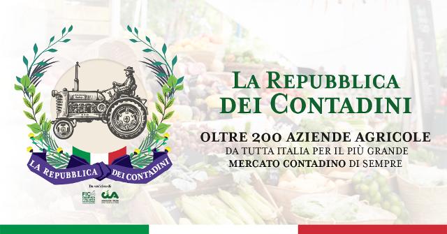21 aziende agricole siciliane a La Repubblica dei Contadini