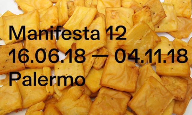 Se visitando ''Manifesta 12 Palermo'' viene fame…