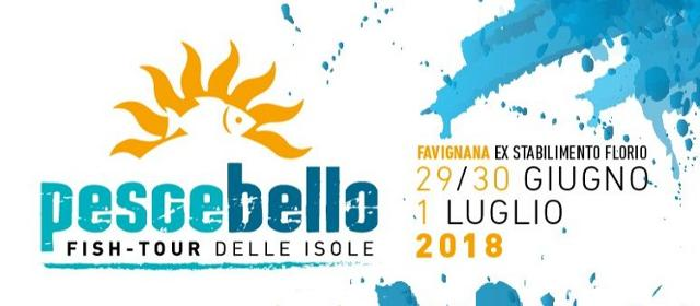 A Favignana un fine settimana con il ''Pescebello Fish Tour delle Isole''