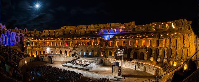 L'Ente Luglio musicale trapanese porta l'Aida in Tunisia