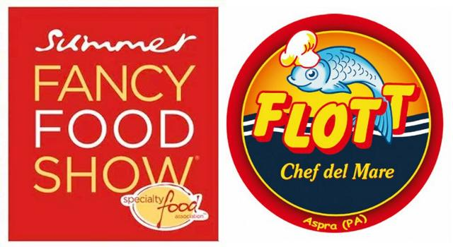 La Flott SpA al Summer Fancy Food Show di New York
