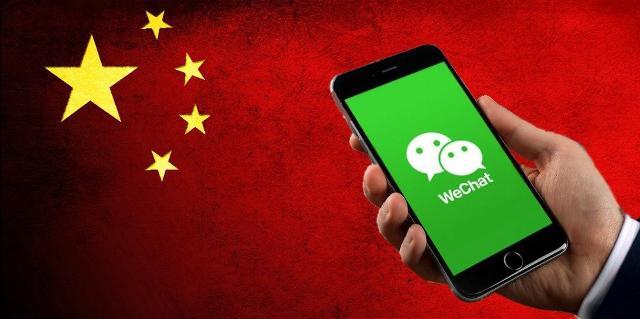 La Sicilia alla conquista della Cina utilizzando WeChat