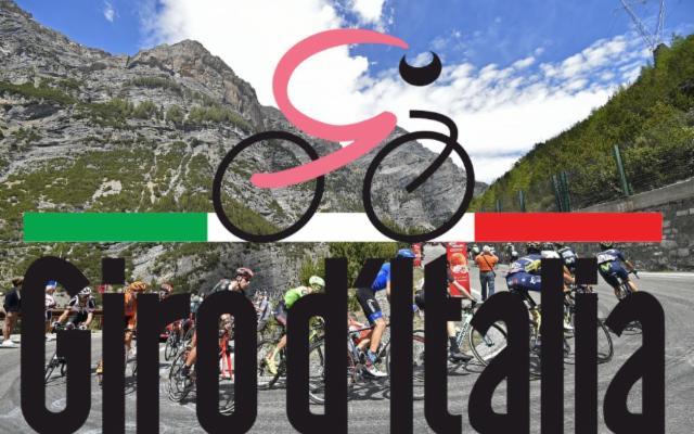 Quando il Giro d'Italia passa dalla Sicilia...