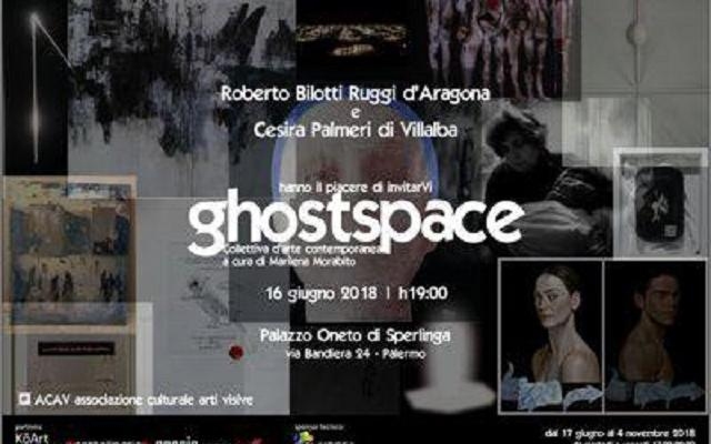 Ghostspace. Collettiva di Arte Contemporanea
