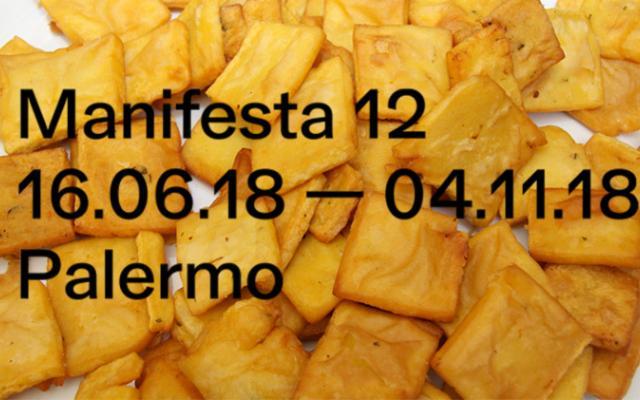 Se visitando Manifesta 12 Palermo viene fame…