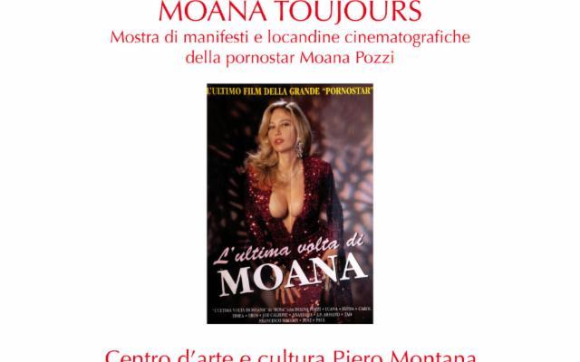 Moana toujours. Al Centro d'arte e cultura Piero Montana a Bagheria