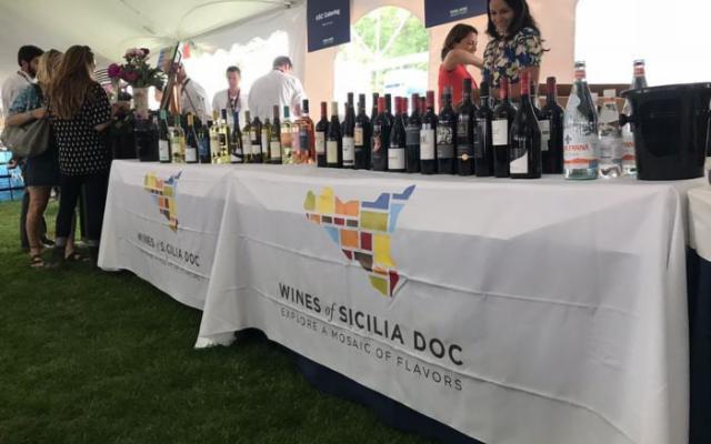 Il Consorzio Doc Sicilia ad Aspen per Food&Wine classic