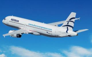 Aegean Airlines debutta a Palermo