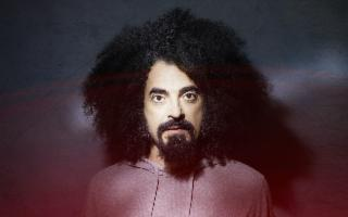 Caparezza in 'Prisoner 709 Tour'