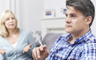 A Palermo, una coppia su 3 va in crisi se il partner fuma