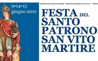 Festa di San Vito Martire a Partanna