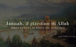 Il giardino di Allah. Visita guidata al Parco del Genoardo
