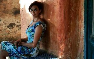 Maria Grazia Cucinotta ''ambasciatrice delle Eolie nel mondo''
