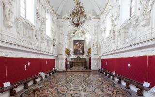 La Natività con i Santi Lorenzo e Francesco d'Assisi
