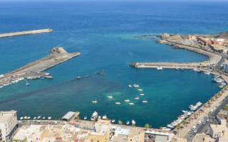 L'atticità dei Palombari della Marina Militare a Pantelleria