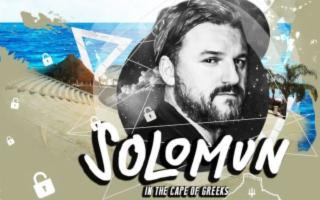 Solomun in the Cape of Greeks