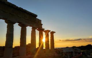 L'Acropoli di Selinunte era già abitata tra l'8000 ed il 6500 a.C.
