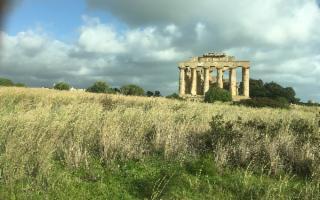 Selinunte da Parco Archeologico a Parco Archeologico e Paesaggistico