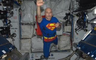 Commander Starman!