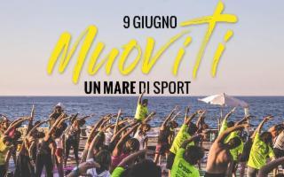A Mondello c'è Un mare di sport... Muoviti!