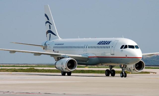 La Grecia si avvicina a Palermo con Aegean Airlines