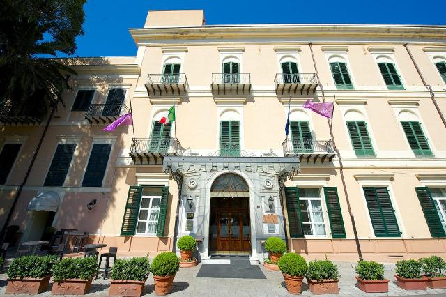 L'Hotel Excelsior di Palermo passa alla famiglia Giotti
