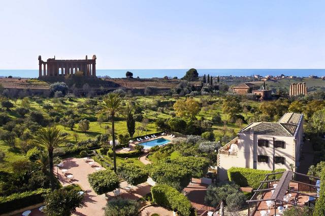 Secondo ''Forbes'' uno dei 100 hotel top in Italia si trova ad Agrigento...