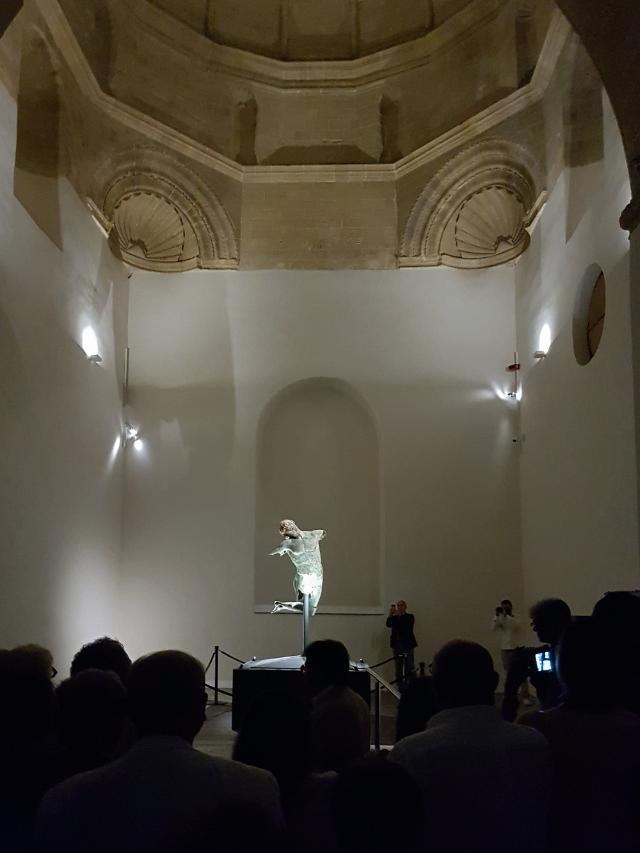 Il nuovo progetto illuminotecnico del Museo del Satiro di Mazara del Vallo creato da iGuzzini