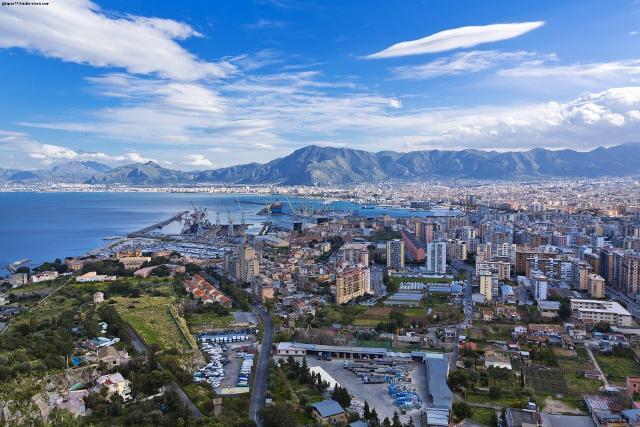 Panorama di Palermo