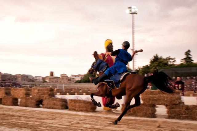 Il Palio dei Normanni a Piazza Armerina