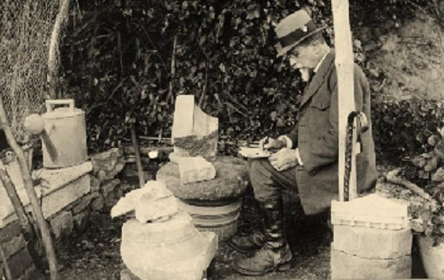 L'archeologo Paolo Orsi