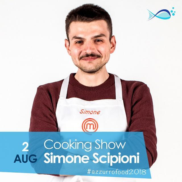 Ad Azzurro Food un cooking show da MasterChef!