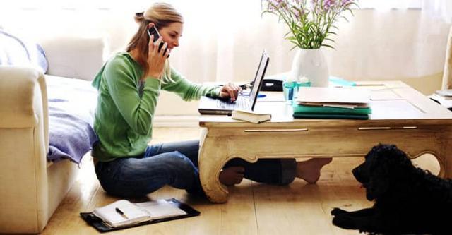 Se c'è la possibilità di lavorare da remoto, il primo giorno di lavoro può essere più proficuo e sicuramente meno ansiogeno.