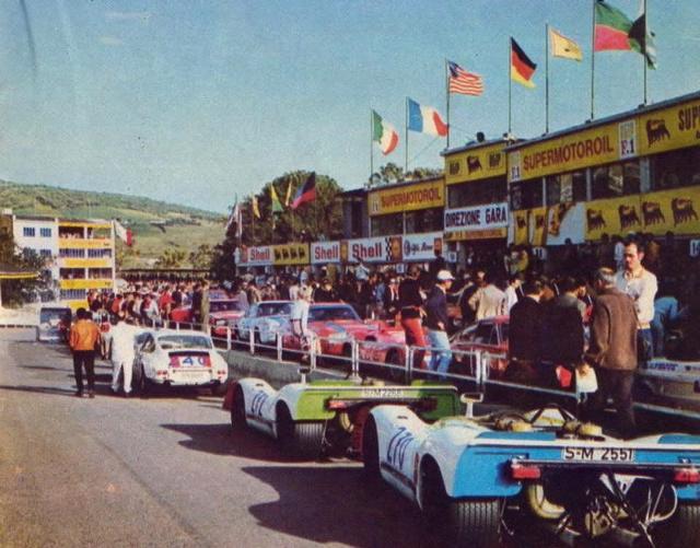 Floriopoli, Targa Florio 1969