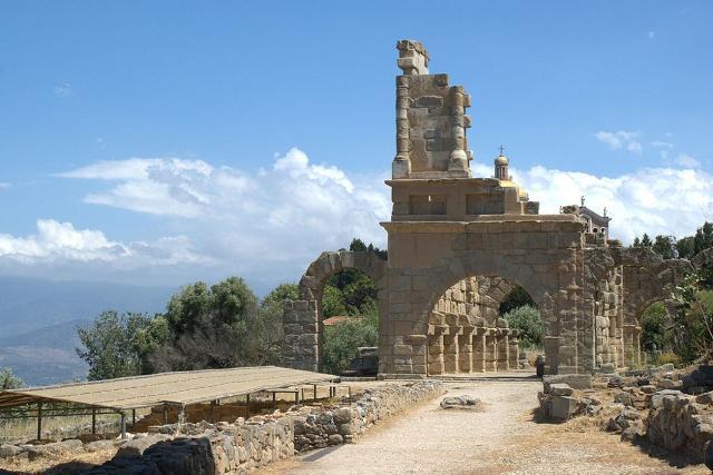 L'area archeologica di Tindari (ME)