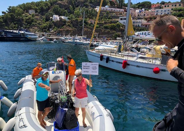 ''Ustica Villaggio Letterario'', ecco i vincitori del 1° Trofeo Maiorca