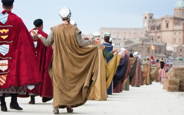 Il Palio dei Normanni rivive a Piazza Armerina