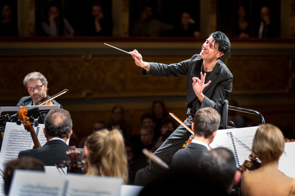 Ezio Bosso - Stradivari Festival Chamber Orchestra