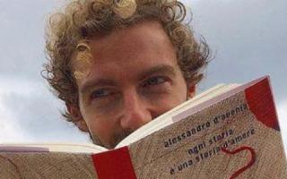 Alessandro D'Avenia presenta 'Ogni storia è una storia d'amore'
