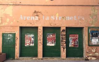 Manifesta 12 Palermo riapre l'Arena La Sirenetta di Mondello