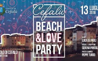 Cefalù Beach & Love Party