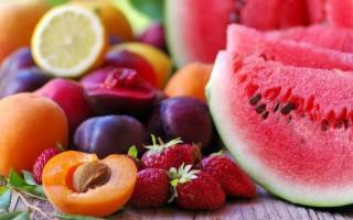 Alla (ri)scoperta della frutta di stagione siciliana!