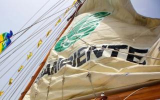 La Goletta Verde di Legambiente è tornata in Sicilia