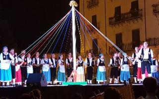 Festival Internazionale delle Tradizioni Popolari  - Ballo Pantomima della Cordella